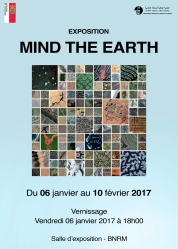 MIND THE EARTH